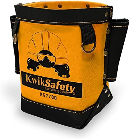 KwikSafety Charlotte famous NC JOEY BAG Max 72% OFF Bolt REINFORCED Bag DOUBLE