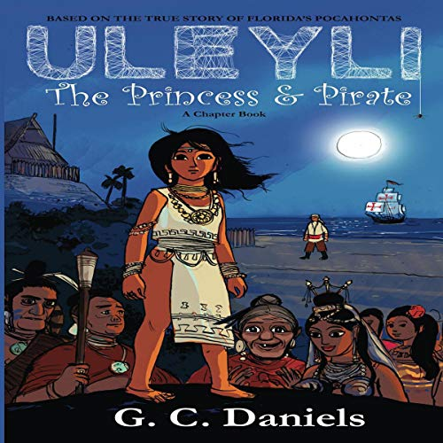 Uleyli - The Princess & Pirate (A Chapter Book) cover art