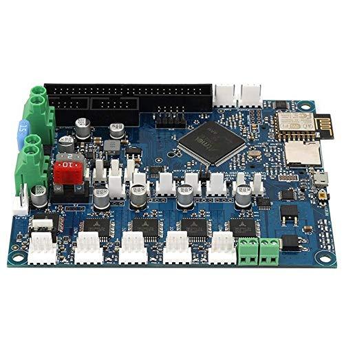 Mucjun Dernière Version Duet 2 WiFi V1.04 Carte De Régulateur Amélioré Carte Mère 32Bit Clonée Avancé Duet WiFi pour Machine CNC Imprimante 3D