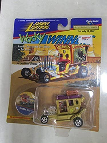 Johnny lumièrening wacky winners tijuana taxi by Johnny lumièrening