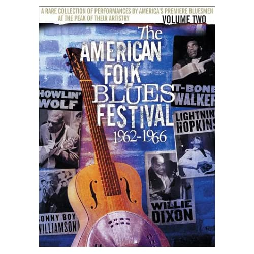 American Folk Blues Festival 2 [Edizione: Germania]