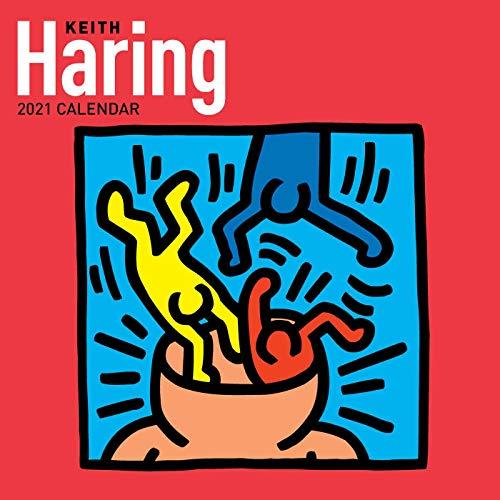 Keith Haring 2021 Wall Calendarの詳細を見る
