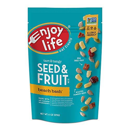 Enjoy Life Seed & Fruit Mix, Soy free, Nut free,...