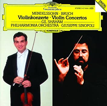 Bruch: Violin Concerto No.1 In G Minor Opus 26