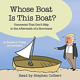 Whose Boat Is This Boat? cover art
