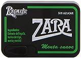 Zara - Menta Suave - Pastillas de regaliz