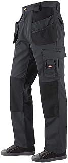 Pantaloni Cargo di Lavoro Come Apache Pad del Ginocchio Wright Wears Uomini lavorano Merci di Combattimento del Pantalone Nero del Sito Heavy Duty Multi Tasche