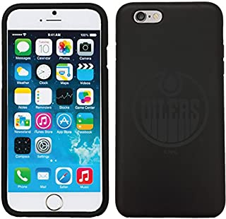 iPhone 6/6s Guardian Case with Edmonton Oilers Emblem, Engraved Design