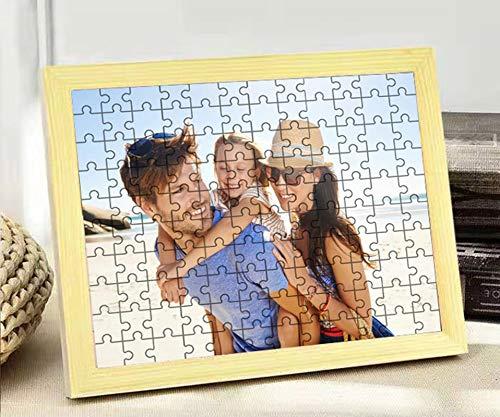Cofest Puzzle Personalizado con Foto 1000 500 200 Piezas, Ro