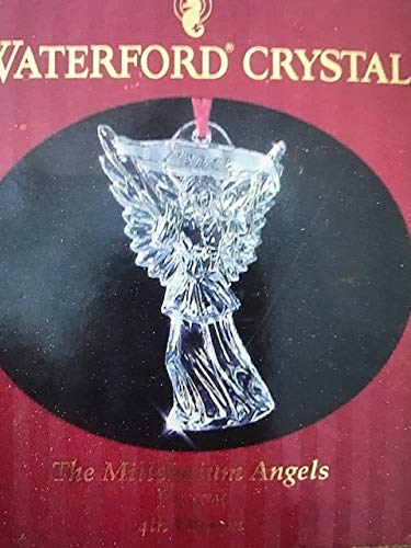 Waterford Crystal Milllennium Angels 'Peace' 4th Edition