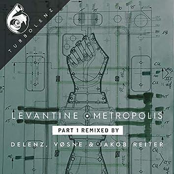 Metropolis: Reconstructed, Pt. 1