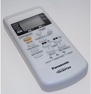 Panasonic–Mando a distancia para aire acondicionado Panasonic