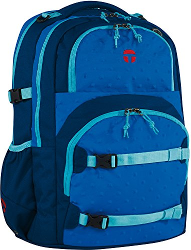 Take It Easy Schulrucksack OSLO-FLEX Zoom blue 558038 zoom blue