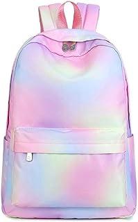 Asdfnfa Backpack, Unisex Waterproof Fashion Printed Backpack Cute School Book Bag for Boys and Girls