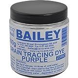 Bailey 3592 - Tinta de trazado para desagües, color morado