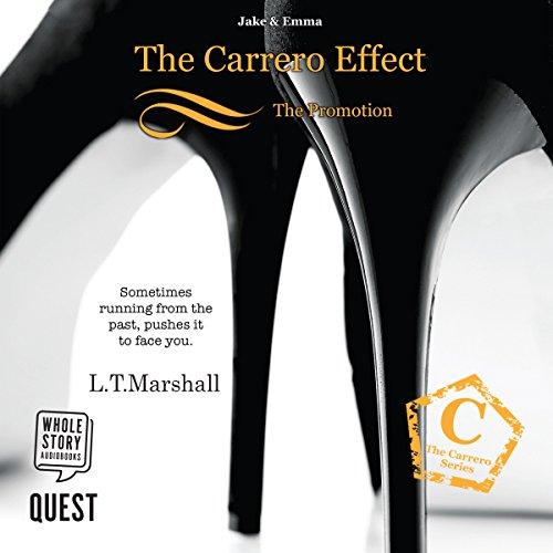The Carrero Effect audiobook cover art