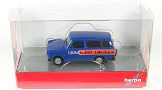 herpa 095167 Trabant 601 Universal Miniature RFT Television for Craft Collection and as a Gift