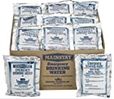 Emergency Drinking Water (30 Packets/case) 9 Lbs
