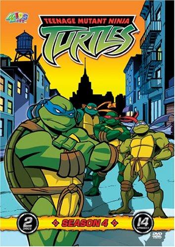Teenage Rare Mutant Ninja Turtles: 4 Max 81% OFF Season