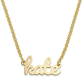 MyNameNecklace Back to School Gift-Personalized Script Name Necklace for Teens-Custom Jewelry
