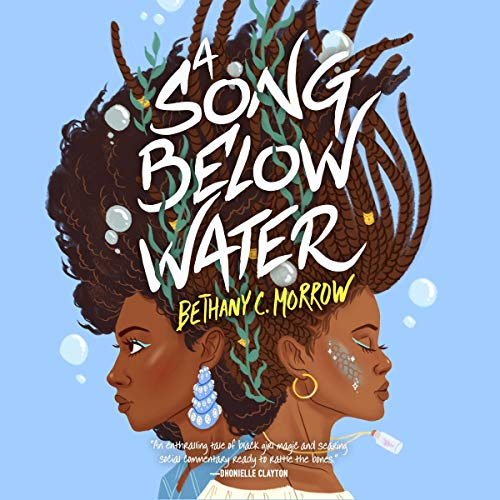 Couverture de A Song Below Water