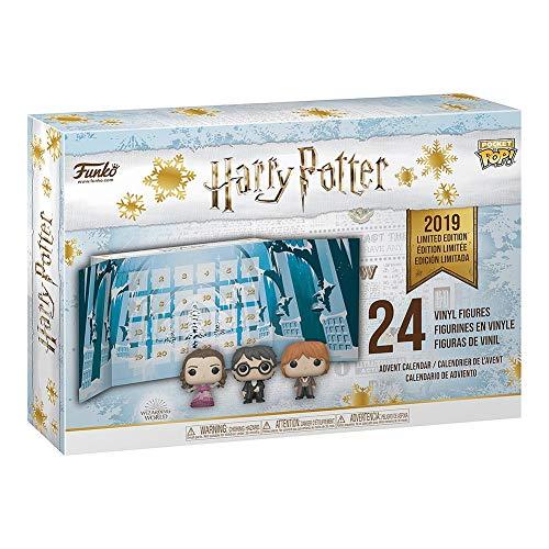 Harry Potter Funko POP! Adventskalender als Geschenkidee für alle Harry Potter Fans