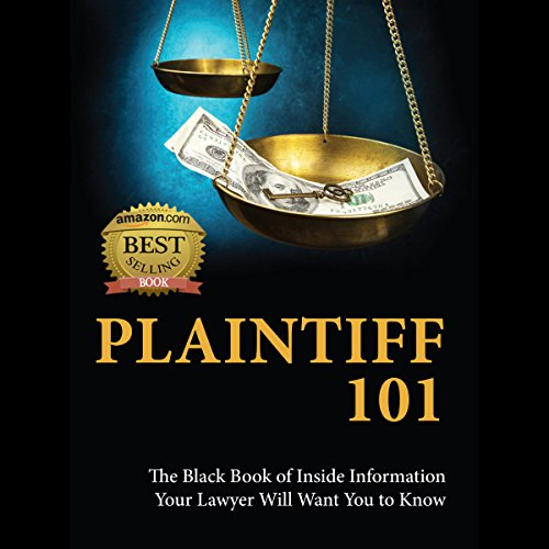 Plaintiff 101 audiobook cover art