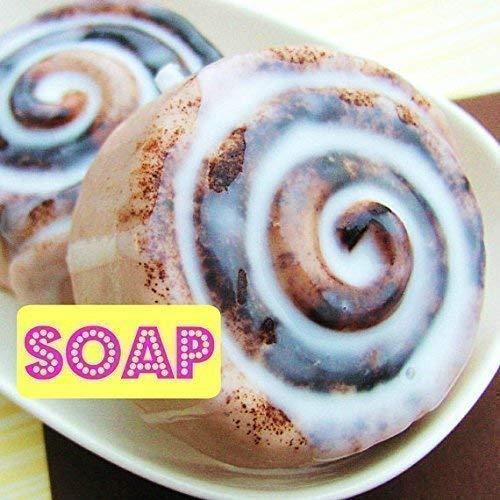 Giant Max 72% OFF Over item handling Cinnamon Bun Handmade Soap that looks food like