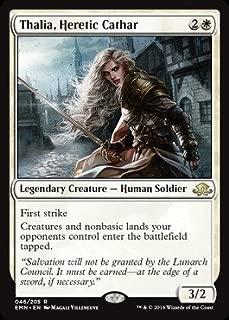 Magic: the Gathering - Thalia, Heretic Cathar (046/205) - Eldritch Moon