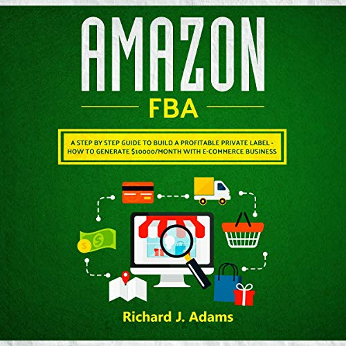 Page de couverture de Amazon FBA