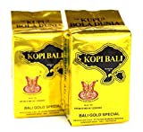 KUPU KUPU クプクプ オーガニック バリコーヒー BALI GOLD SPECIAL パウダー 100g × 2個セット バリ島 人気 おすすめ お土産 インドネシア コーヒー 珈琲 アラビカ 豆 粉 ドリップ [並行輸入品][海外直送品]