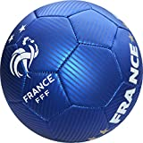 Ballon de Football FFF - 2 étoiles - Collection Officielle Equipe de France - Taille 5