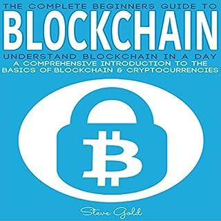 Blockchain: Understand Blockchain in a Day cover art