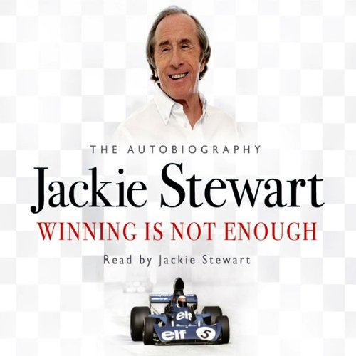 Winning Is Not Enough audiobook cover art