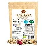 Pot Oats Avena | Oat Mix | Gluten Free Vegan | Organic BIO | Mezcla Muesli Mix Desayuno natural | facil de preparar (Matcha Pumpkin, 1 kg)