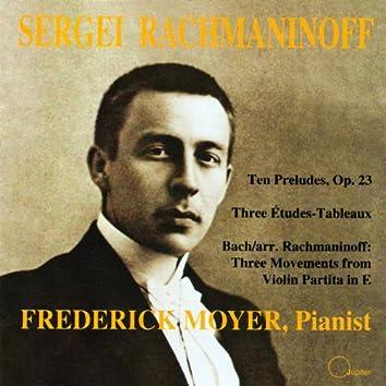 Sergei Rachmaninoff: Piano Works