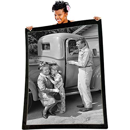 Andy Griffith 50x60 Fleece Blanket WE DO Custom
