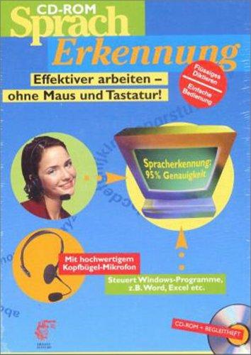 CD-ROM Spracherkennung