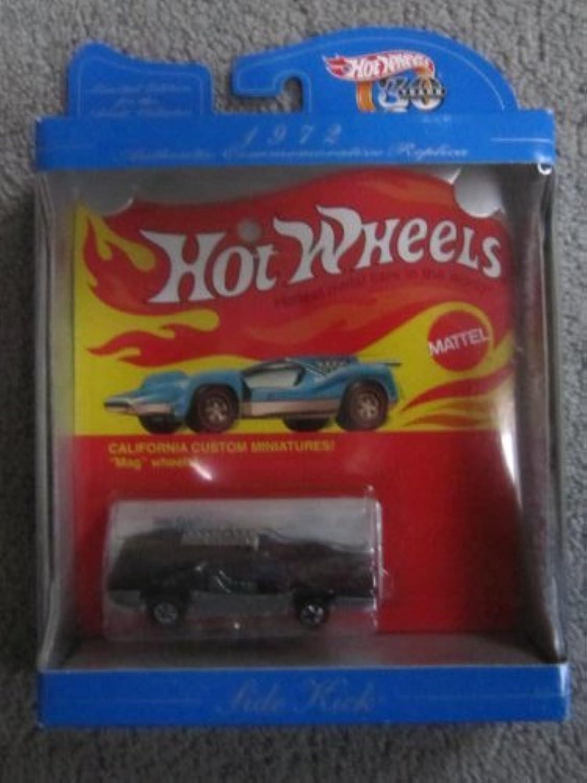 1997 Hotwheels 1972 Side Kick