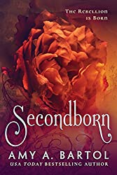 Secondborn by Amy A. Bartol