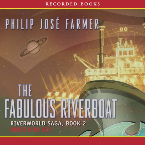 The Fabulous Riverboat cover art