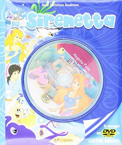 La sirenetta. Ediz. illustrata. Con DVD