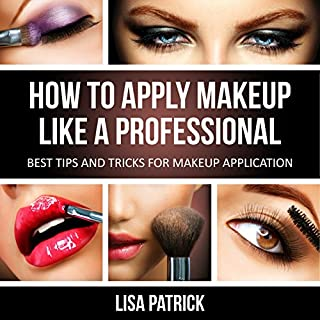 How to Apply Makeup like a Professional audiobook cover art