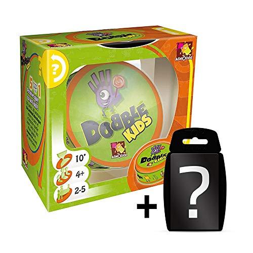 Dobble - Kids   DEUTSCH   Set inkl. Kartenspiel