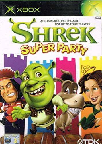 SHREK SUPER PARTY XBOX