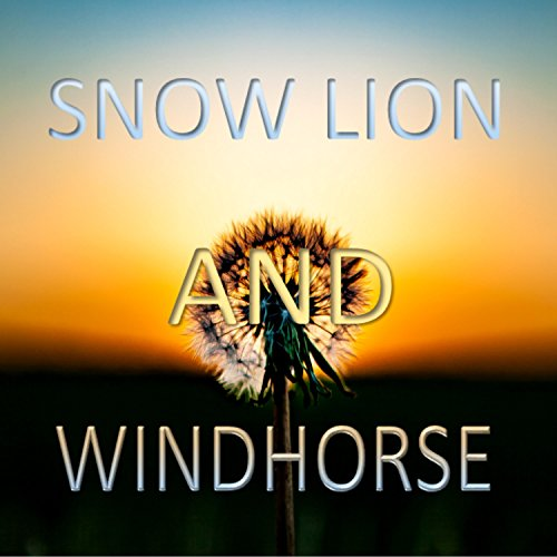 Snow Lion and Windhorse