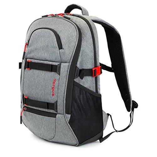 Targus TSB89704EU Urban Explorer 15,6 Zoll Notebook-Rucksack – Grau