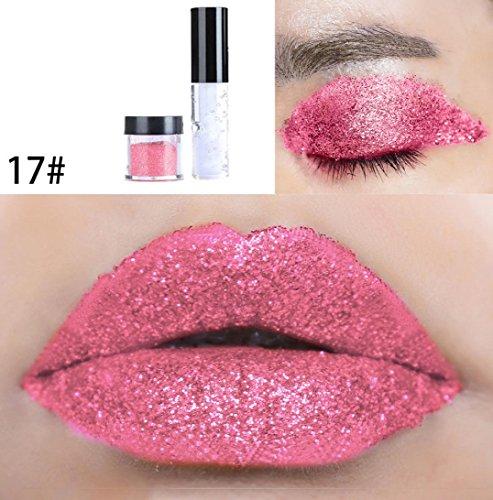 Coloré(TM) Palettes de maquillage Maquillage Eyeshadow Palette Ombre à Paupières Color Edition (Multicolor P)