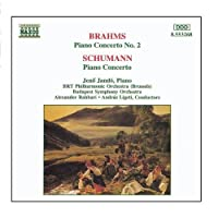 Brahms/Schumann:Piano Concs