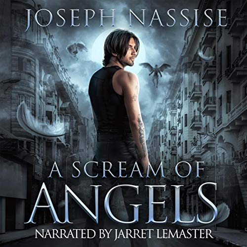 A Scream of Angels audiobook cover art